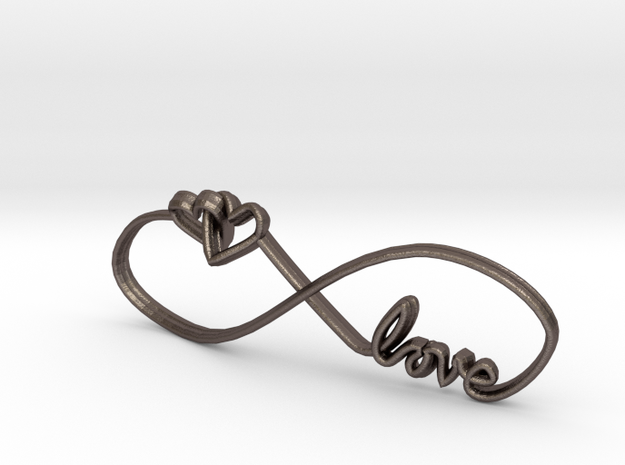 LOVE in Stainless Steel