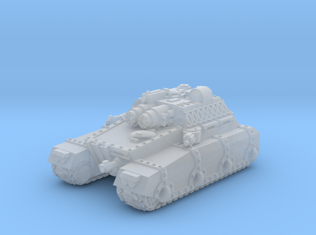 Heavy Irontank in Frosted Ultra Detail