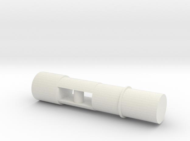 Joystick Potientiometer Assembly - Spoj1-1 in White Strong & Flexible