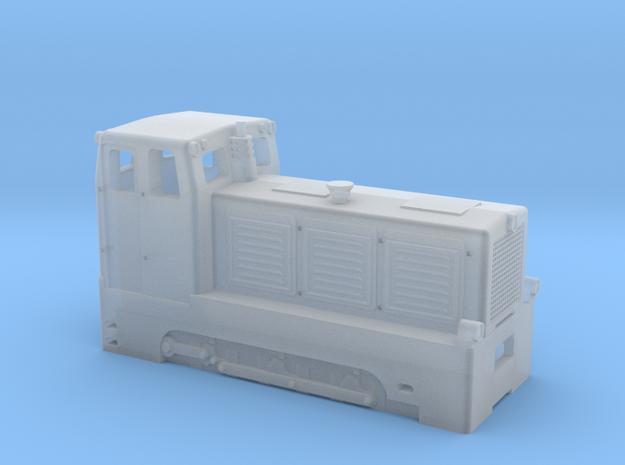 1x V10C Karosse (N=1/160) 3d printed