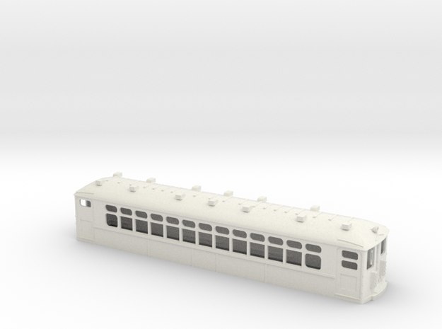 "CTA 4000 Series ""Plushie"" Modernized in White Natural Versatile Plastic"