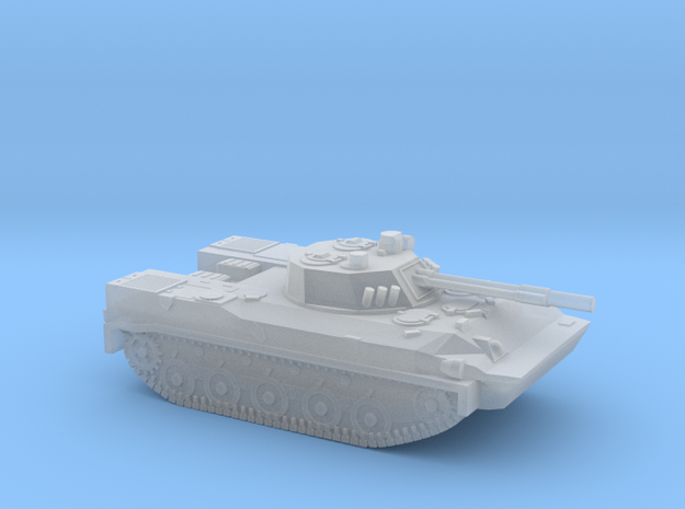 Russian BMD-4 6mm high detail in Smooth Fine Detail Plastic