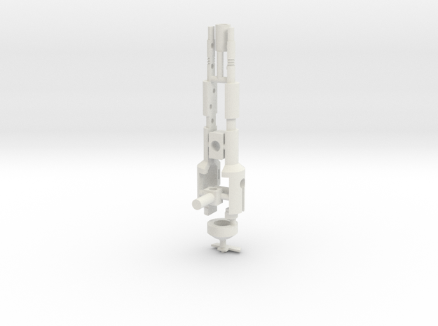 WB01-C Sly Strike G1 Canon V2 (sp) in White Natural Versatile Plastic