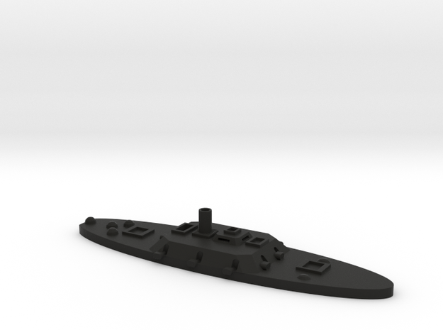 1/600 CSS Columbia in Black Strong & Flexible