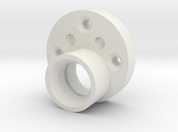 Scope Mod in White Natural Versatile Plastic