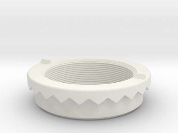 PolCalRotatorB in White Natural Versatile Plastic