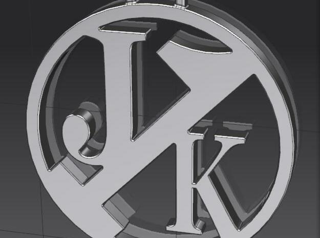 JK10K 3d printed