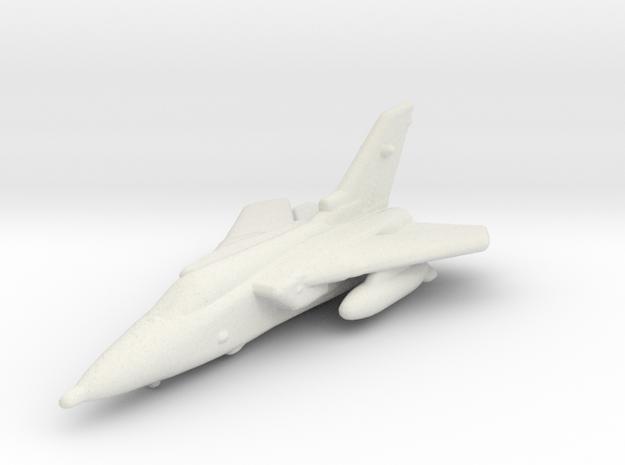 RAF Tornado 1:500 scale in White Natural Versatile Plastic