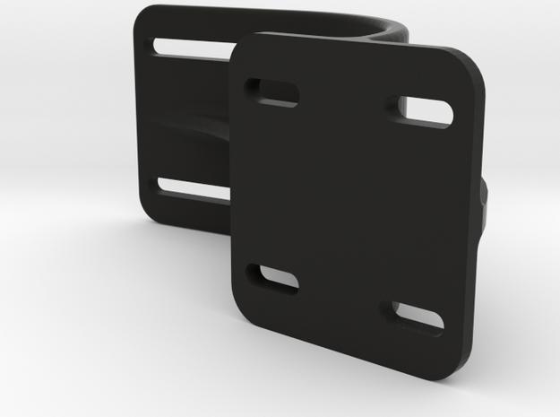 """G27 Paddle Extender 50mm or 2"""" offset in Black Natural Versatile Plastic"""