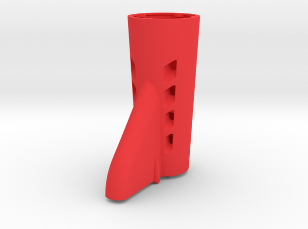 TRIDENT_Tail Fuselage 3d printed
