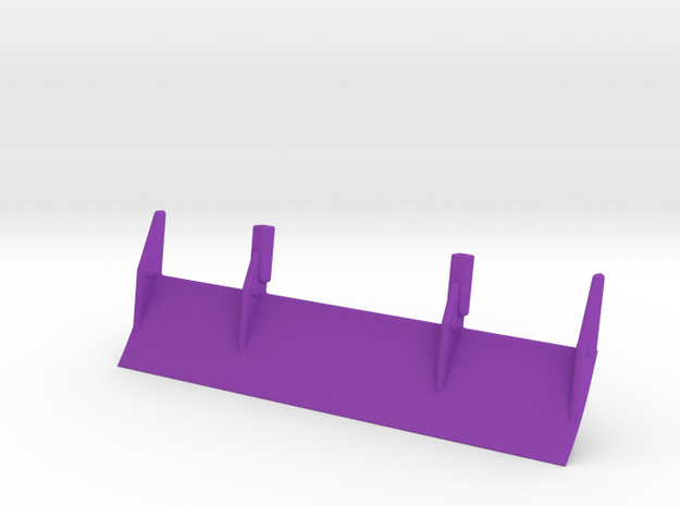 TRIDENT_Wing-LH_Flap 3d printed