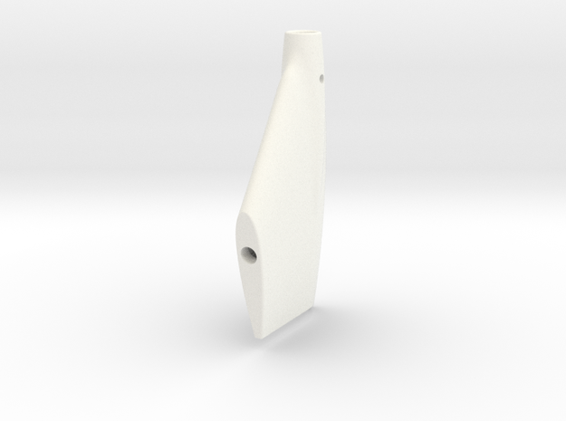 TRIDENT_Empennage-RH_Bottom 3d printed