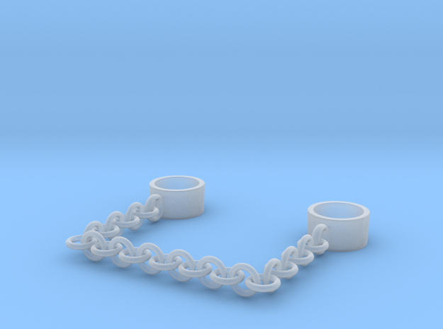 Chains for Minimate 3d printed