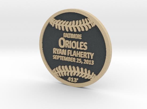 Ryan Flaherty in Full Color Sandstone
