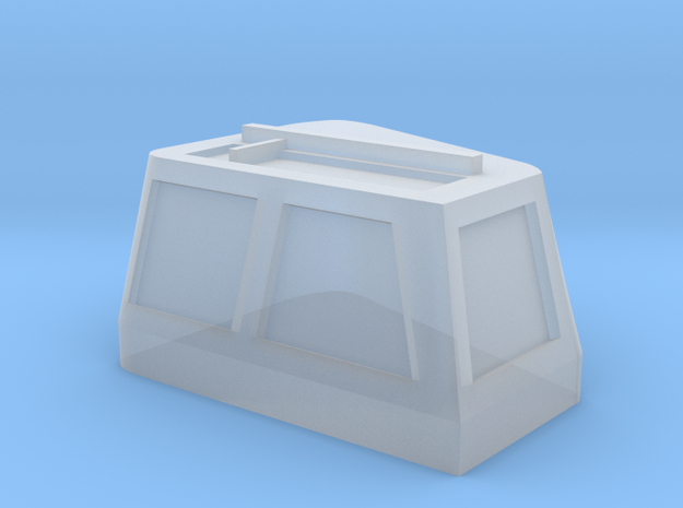 1:72 Scale Perry Deck Window in Smooth Fine Detail Plastic