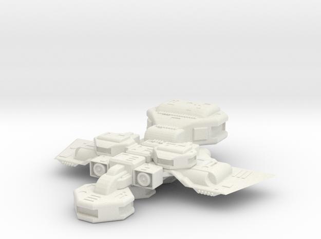 Starcruiser in White Strong & Flexible