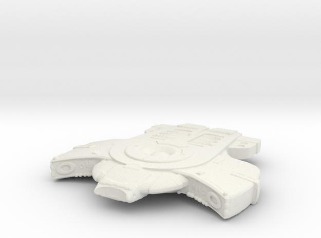 Vliant in White Natural Versatile Plastic