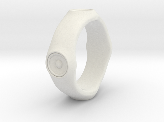 Dizzy Lizzy - Ring - US 9 - 19 mm inside diameter 3d printed