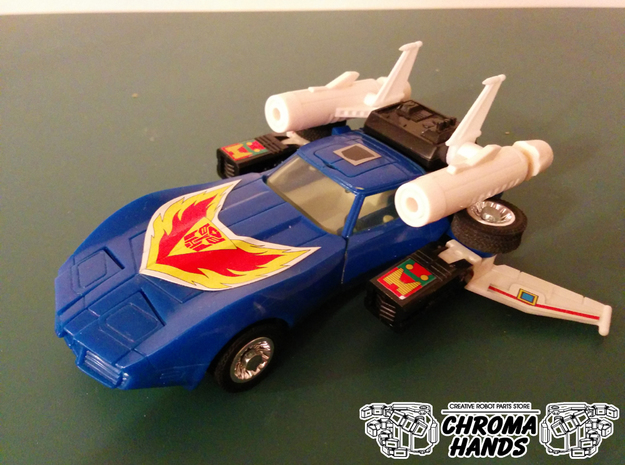 G1 Tracks Flight Mode Wings