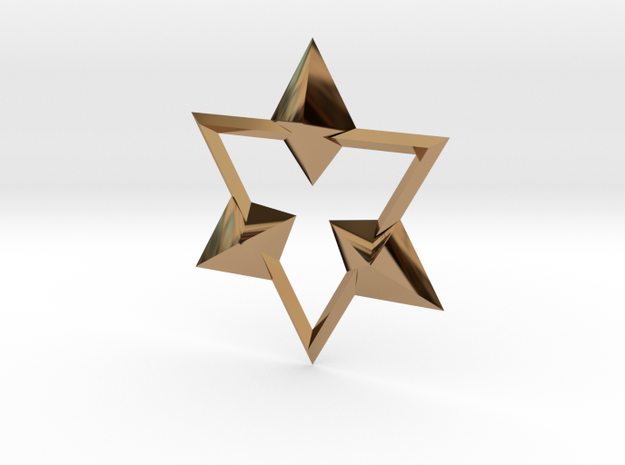 SOD1 in Polished Brass
