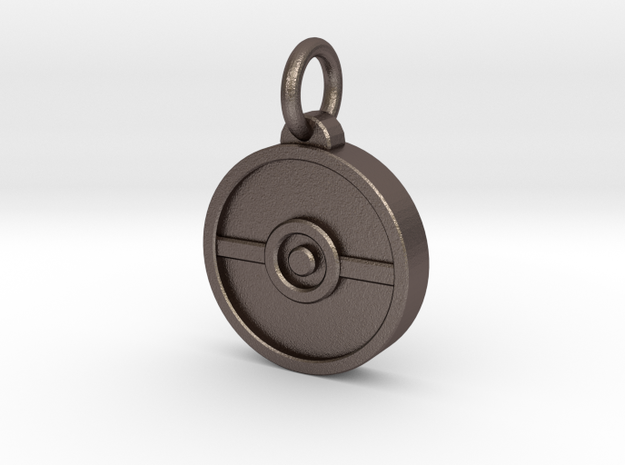 Pokeball Pendant
