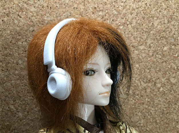 Headphones DRAMAtical Murder Version: BJD Doll MSD