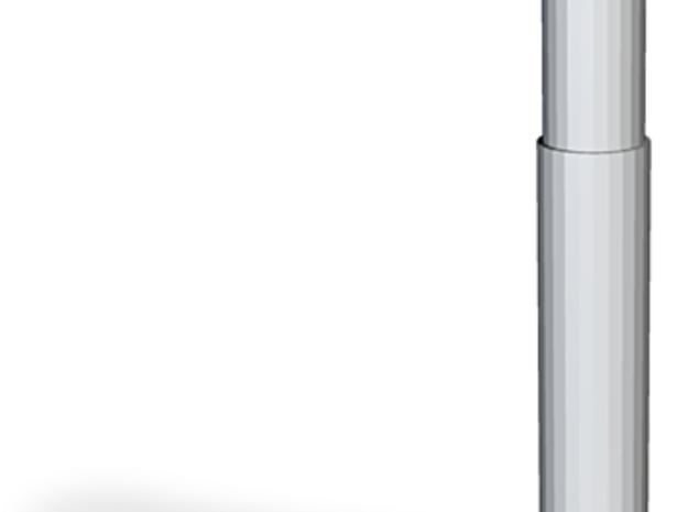 Haymarket: Handle - Thin 3d printed