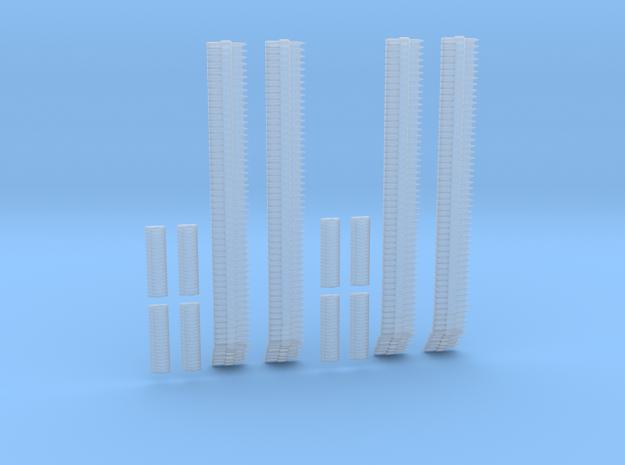 1-24 Ammo Belts Cal 30 And 50 Set 2