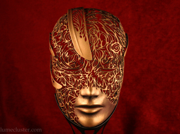 Dreamer Mask: Convergence (WEARABLE)