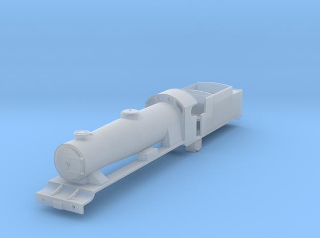 OOn6.5 R&ER River Esk 2-8-2 in Smoothest Fine Detail Plastic