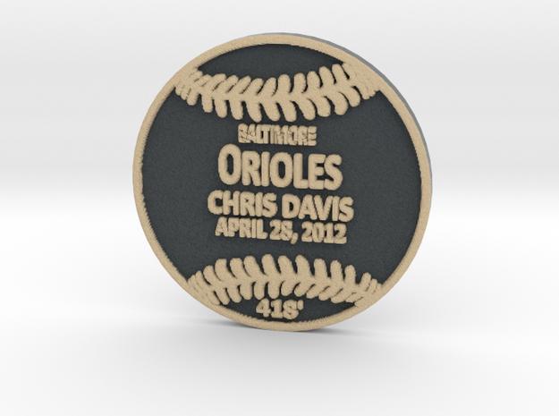Chris Davis in Full Color Sandstone