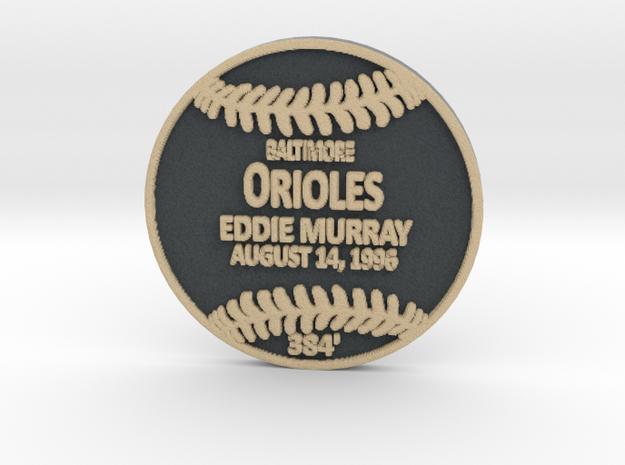 Eddie Murray in Full Color Sandstone