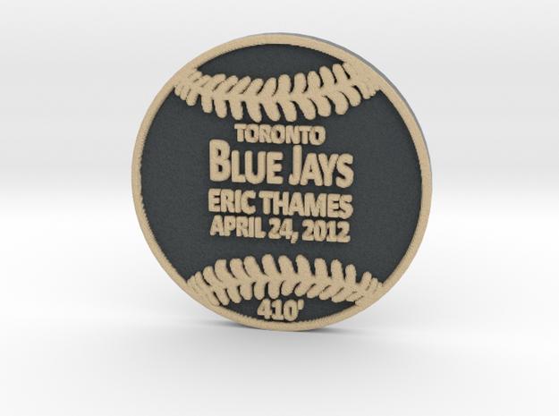 Eric Thames in Full Color Sandstone