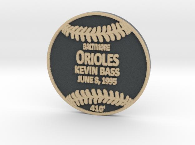 Kevin Bass in Full Color Sandstone