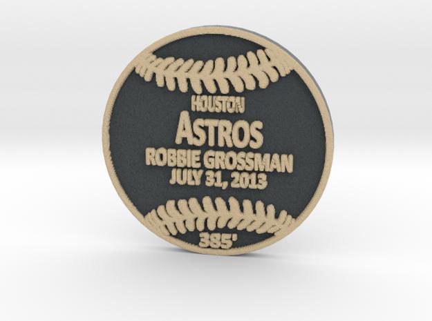 Robbie Grossman in Full Color Sandstone
