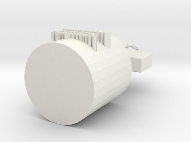 blankdude47's roblox Trophy in White Natural Versatile Plastic