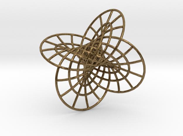 Hopf fibration pendant