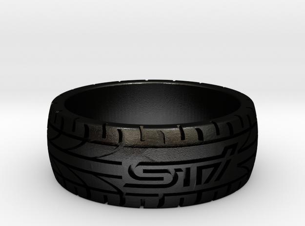 Subaru STI ring - 19 mm (US size 9)