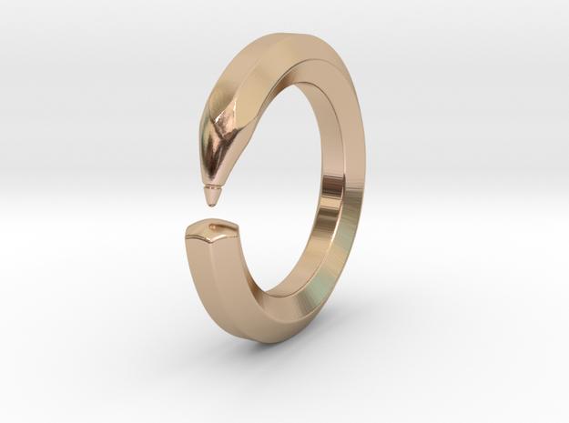 Herbert M. - Ring - US 9 - 19mm inside diameter 3d printed