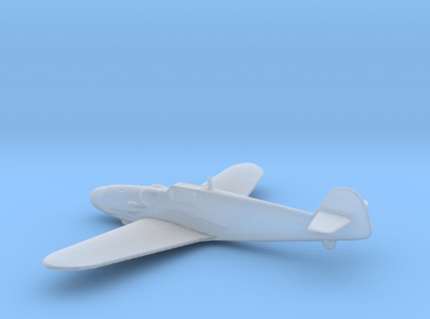 Messerschmitt BF 109 Solid 1 To 400 in Smooth Fine Detail Plastic