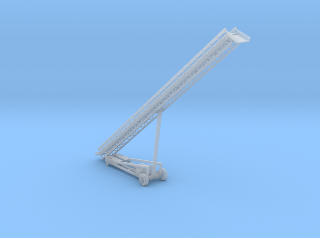 Gravel Pit Conveyor second revised Z Scale in Smooth Fine Detail Plastic