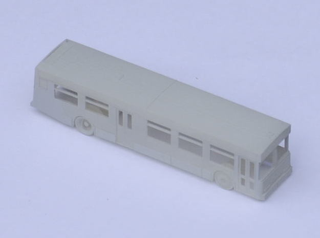 NFI D40LF MBTA style in Frosted Ultra Detail