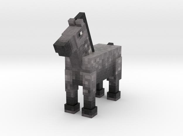 Horse 002 in Full Color Sandstone