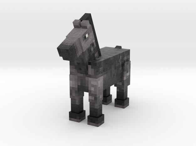 Horse 023 in Full Color Sandstone