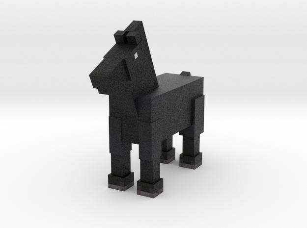 Horse 003 in Full Color Sandstone