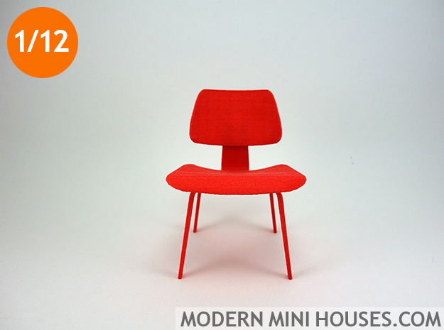 Eames Dining Chair 1:12 scale