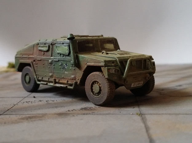 URO VAMTAC-ST5-BN3-H0 in Smooth Fine Detail Plastic