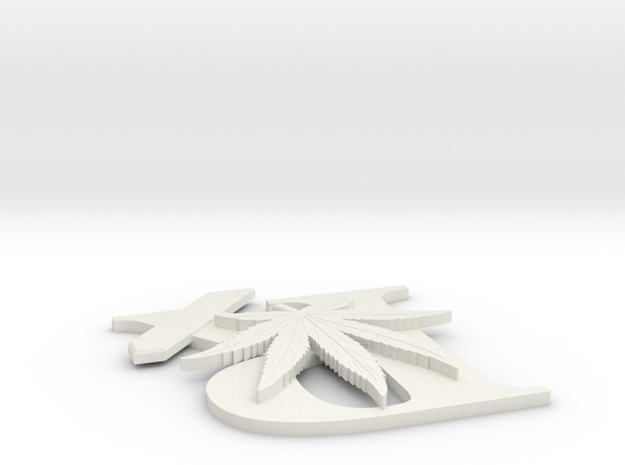 RX-FLTLF in White Natural Versatile Plastic