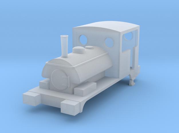 """N gauge L&Y Railway Class 21 """"Pug"""" 0-4-0"""