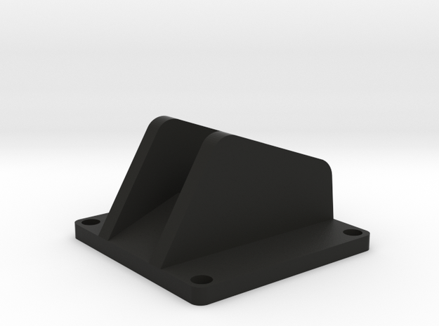 Pico Camera Mount 20degrees for FPV in Black Strong & Flexible
